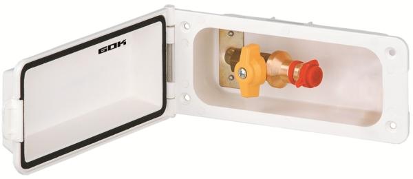 Presa esterna gas peg1 - Aerazione gas cucina ...