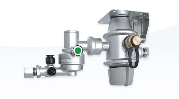 Regolatore di pressione gas truma duocontrol cs - Aerazione gas cucina ...