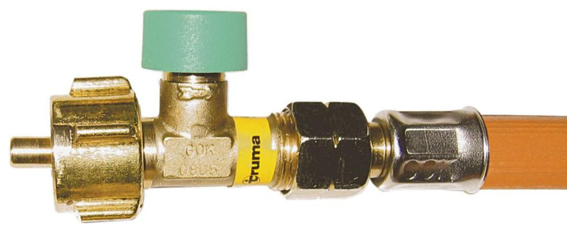 Tubo flessibile di gomma ad alta pressione - Aerazione gas cucina ...