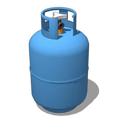bombola del gas per camper